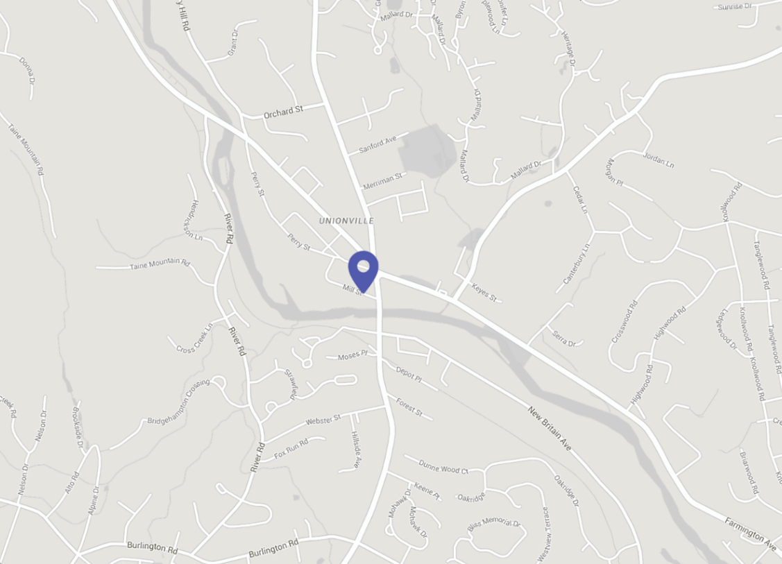 Map of yRisk Location